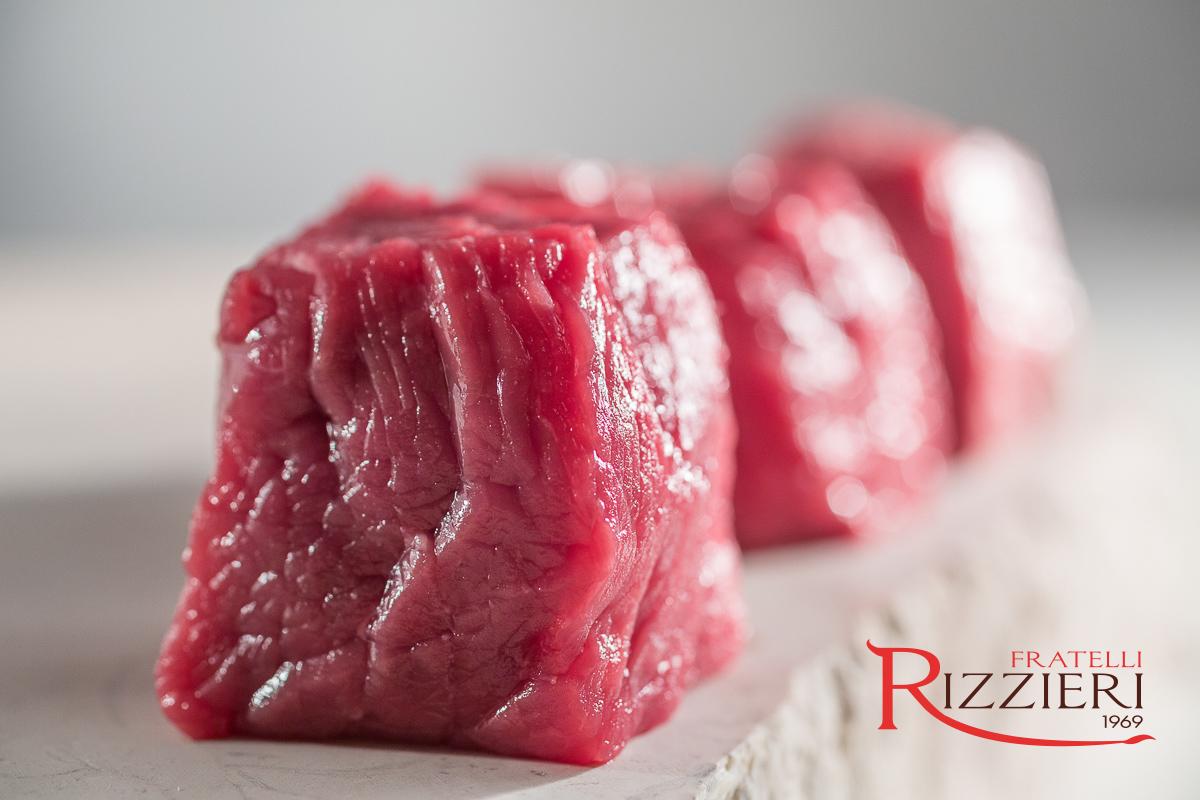 carne fassona rizzieri - materia prima d'eccellenza