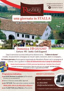 visita in stalla - macelleria Rizzieri Ferrara