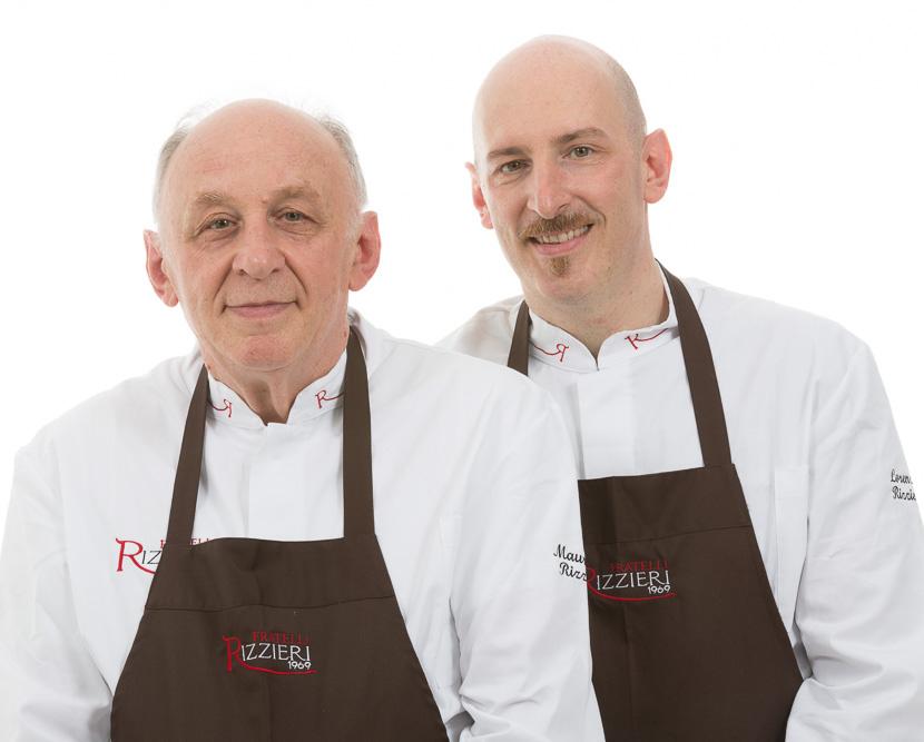 Maurizio e Lorenzo Rizzieri