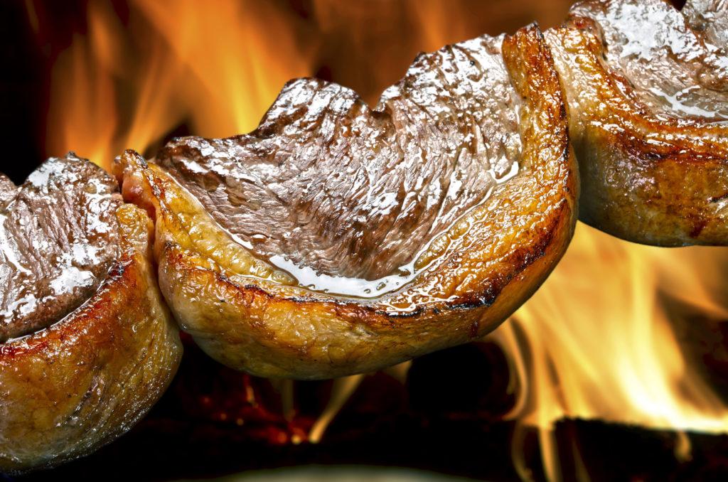 picanha preparazione griglia