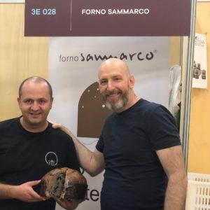 salone del gusto forno Sammarco