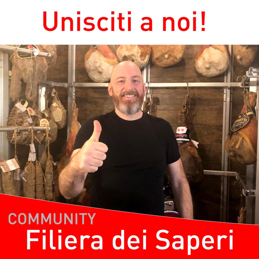 Filiera dei Saperi - Community