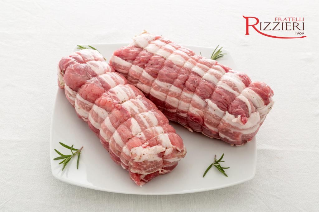 cottura dell'arrosto di carne
